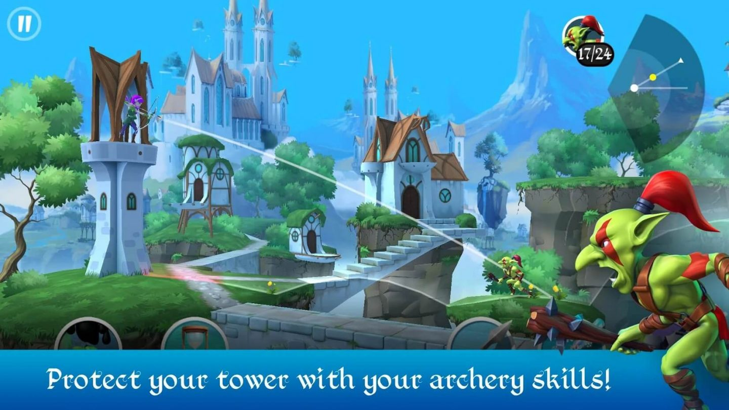 Tiny Archers for Android 1440x810