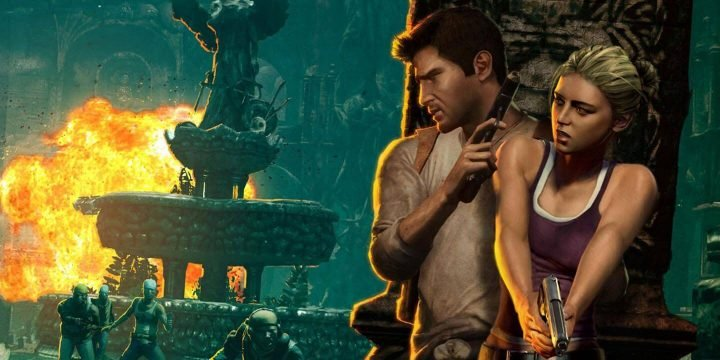 Uncharted Drakes Fortune PS3 ROM cover