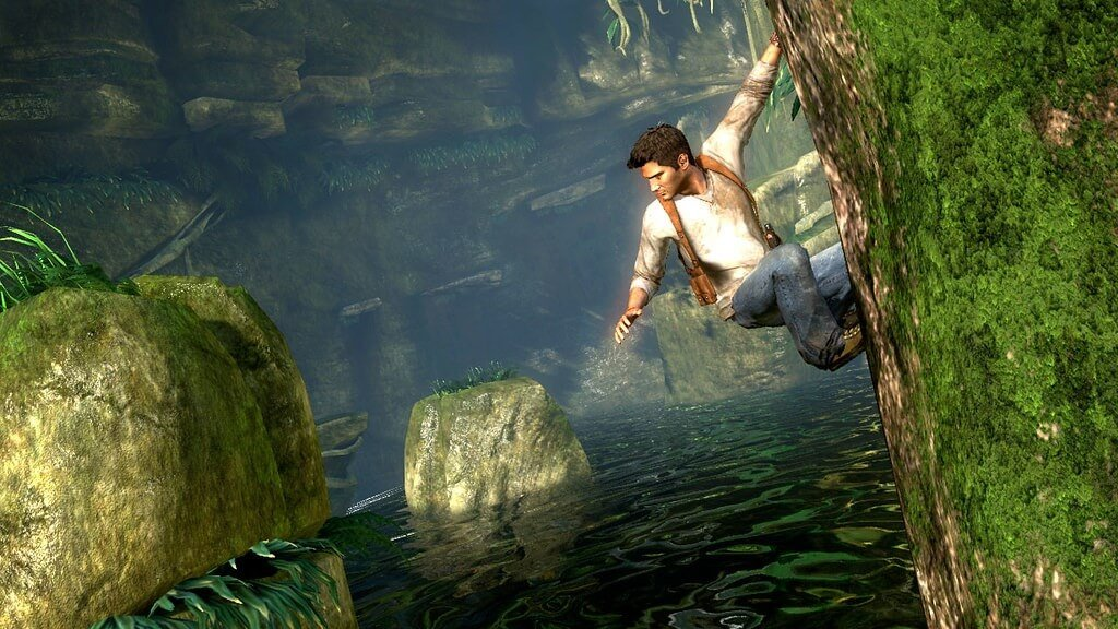 Uncharted Drakes Fortune PS3 ROM