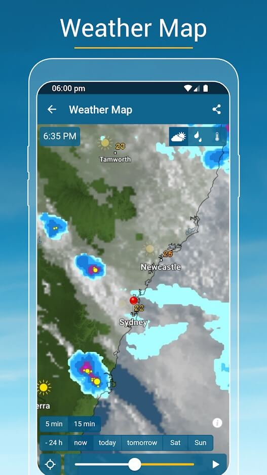 Weather Radar USA for Android