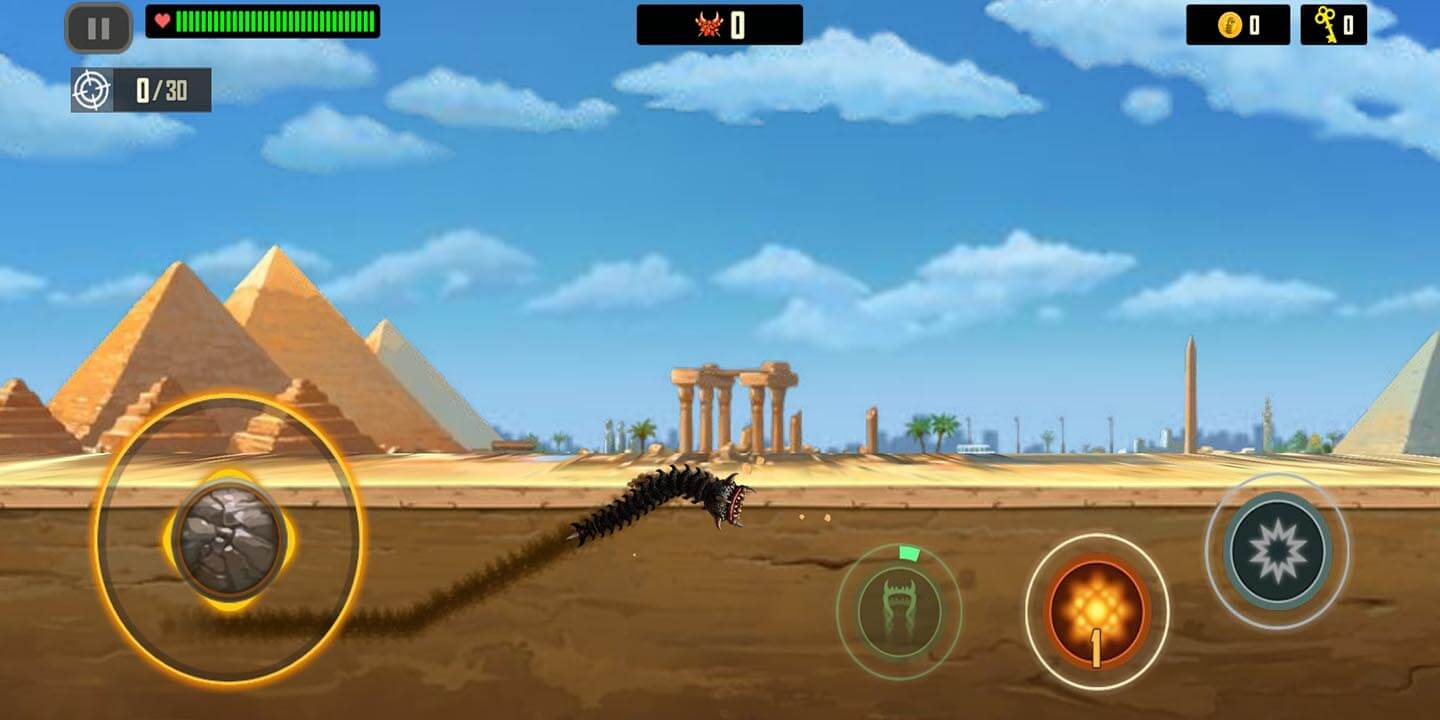 Death Worm for Android