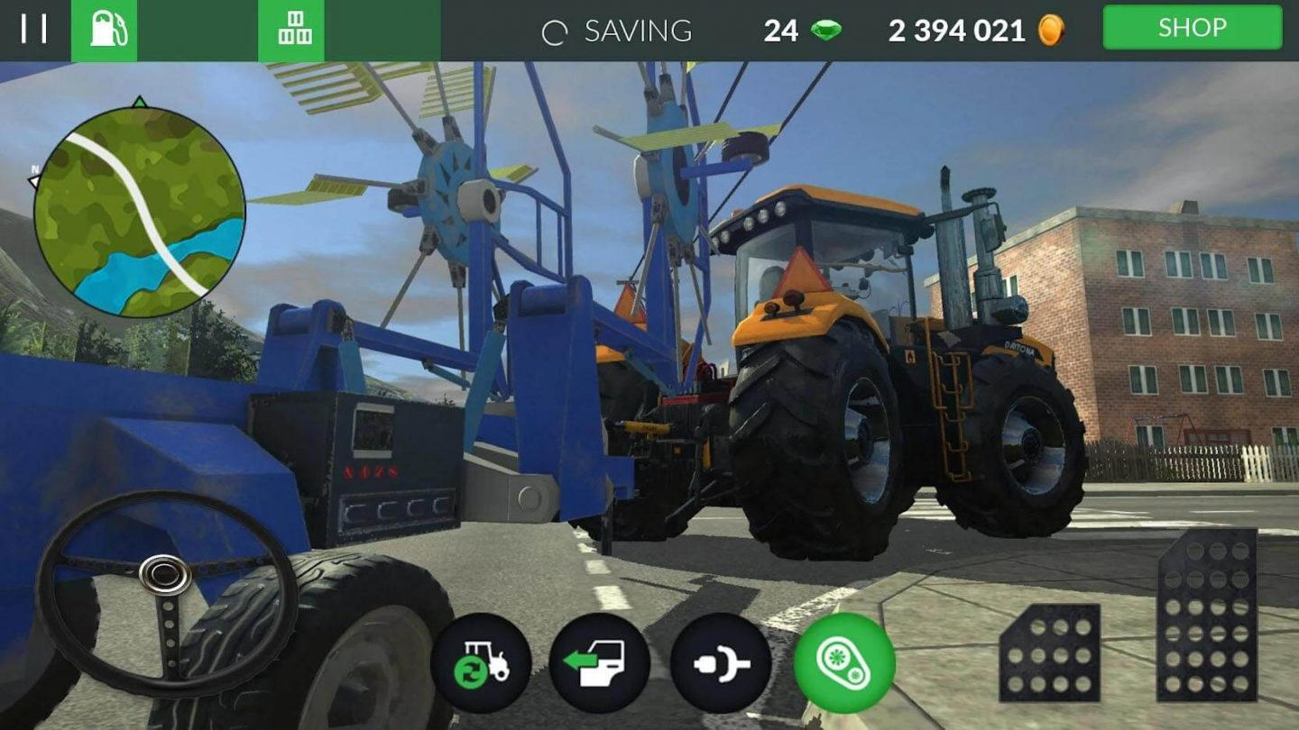Farming PRO 3 Multiplayer for Android 1440x810