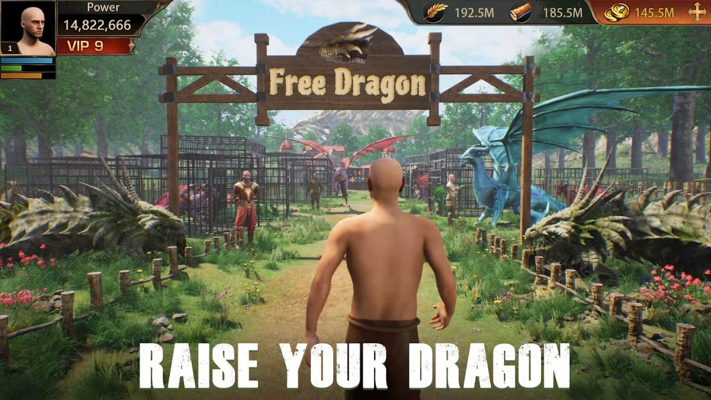 King of Avalon Dominion APK download 1440x810