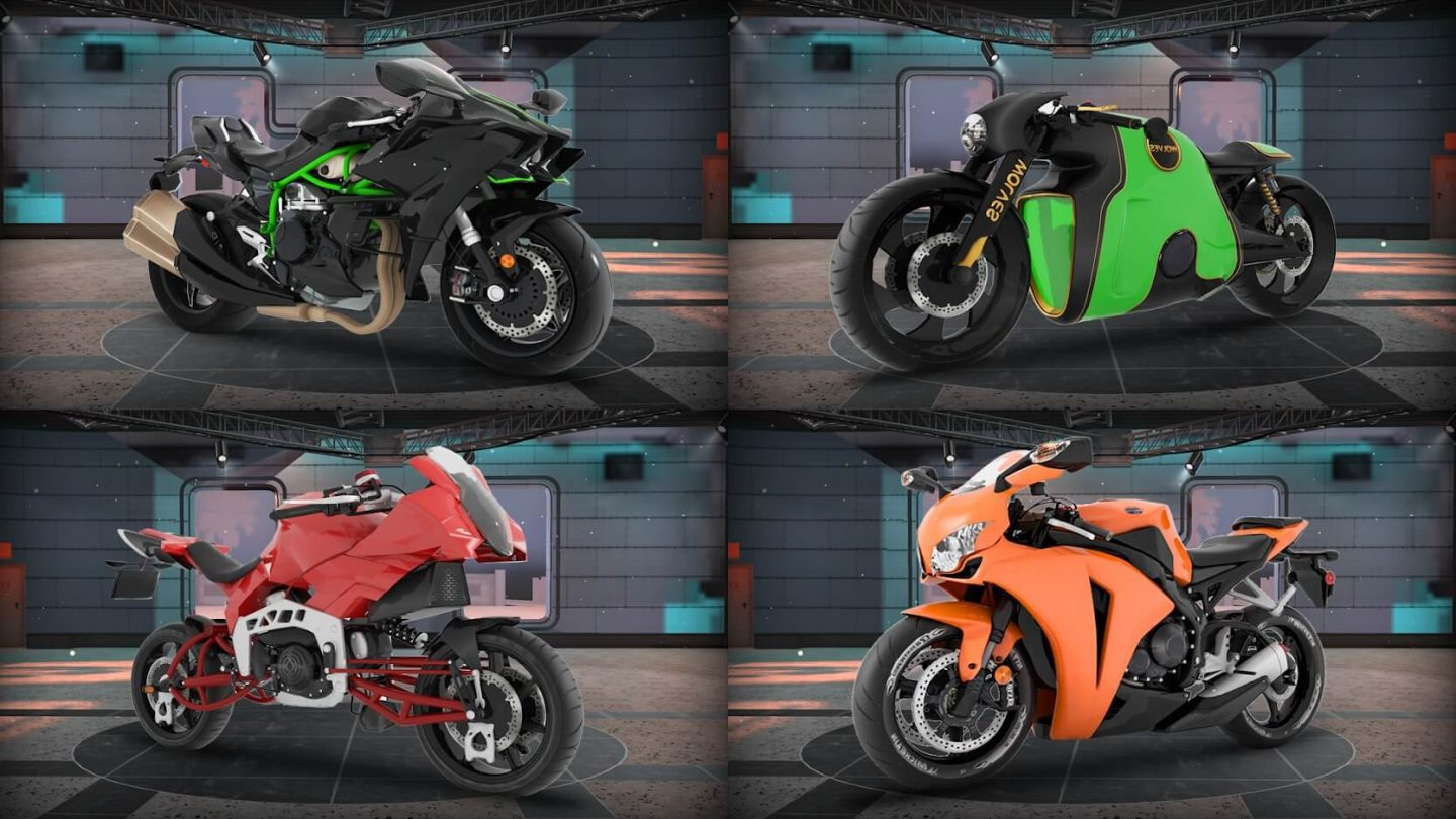 Motor Tour for Android 1440x810