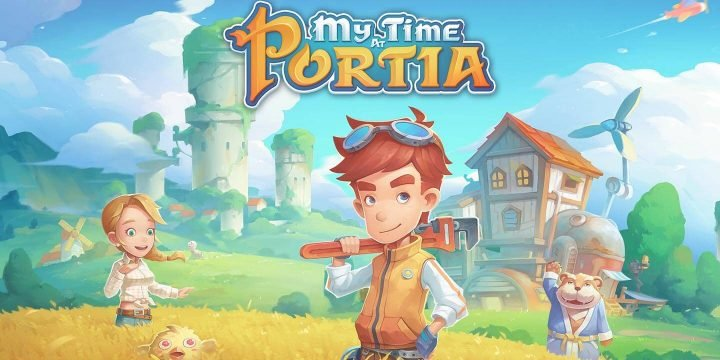My Time at Portia APK cover
