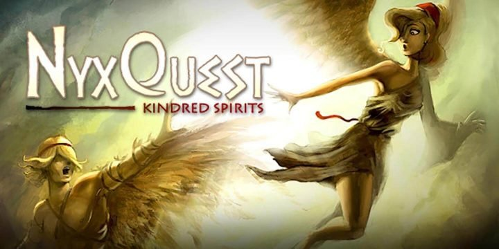 NyxQuest Kindred Spirits MOD APK cover