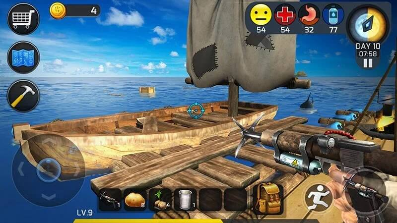 Ocean Survival for Android