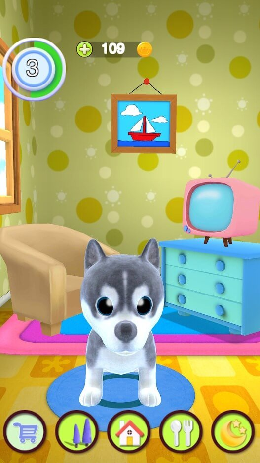 Talking Puppy for Android