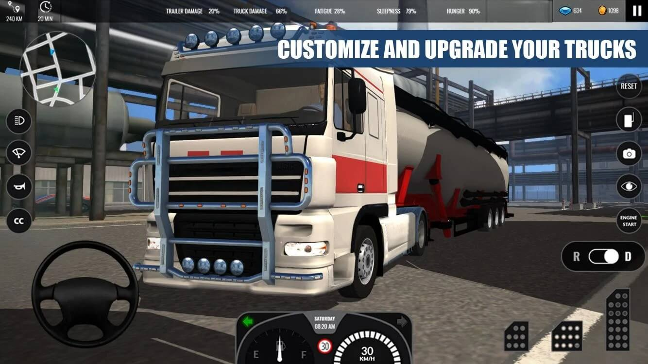 Truck Simulator PRO Europe for Android