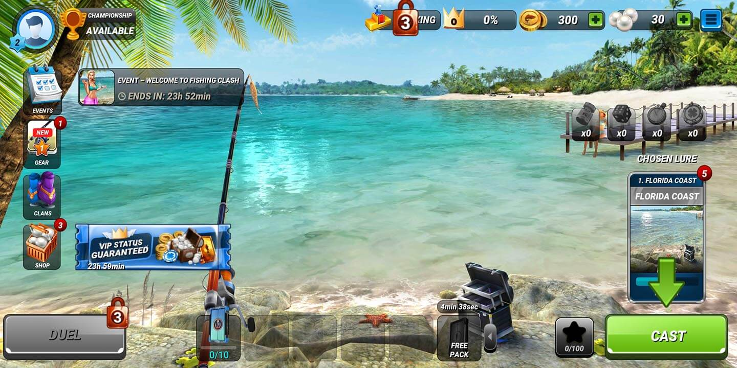 Fishing Clash for Android