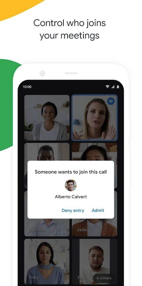Google Meet for Android