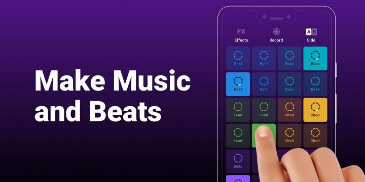 Groovepad MOD APK cover