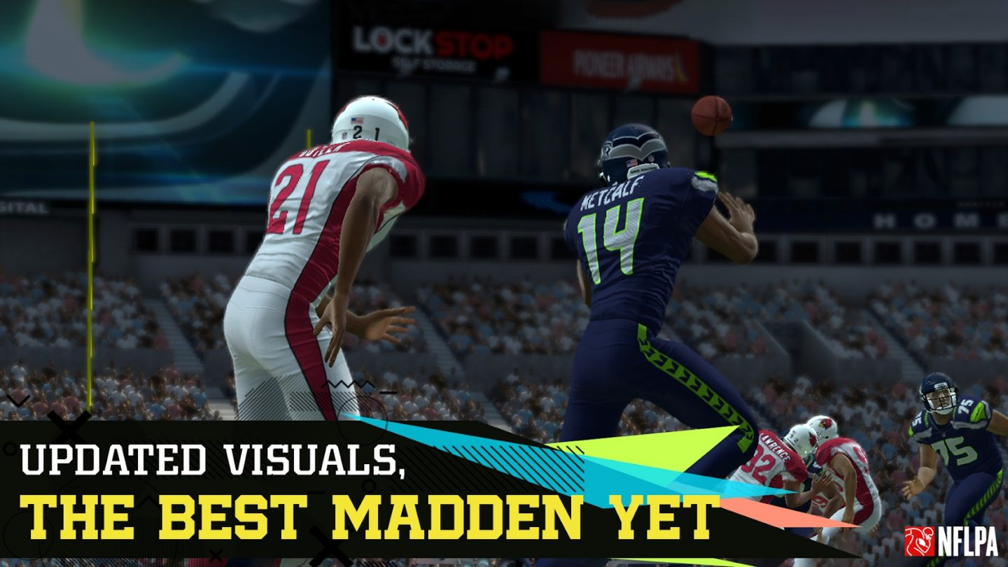 Madden NFL 22 Mobile Football for Android 1440x810