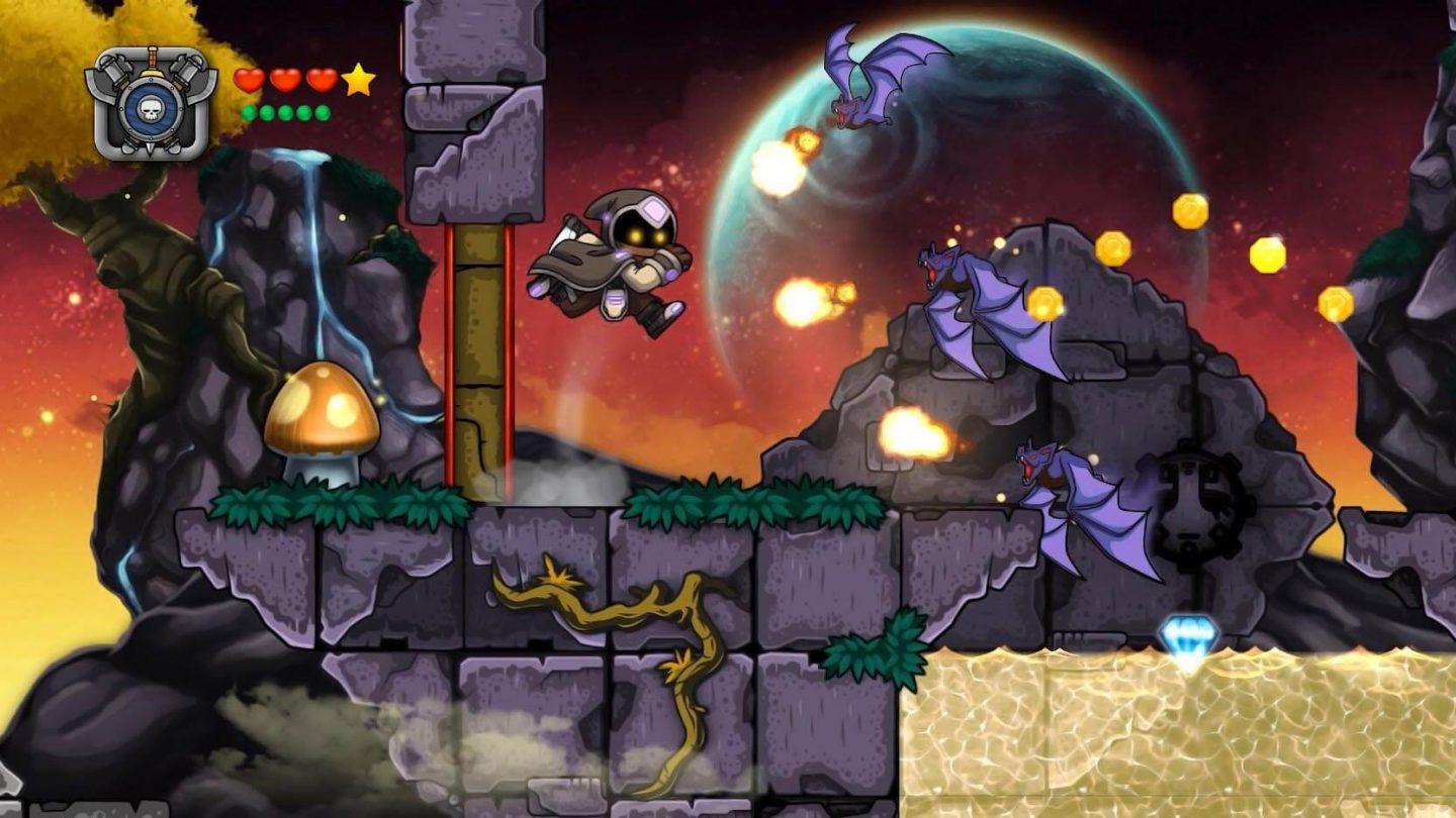 Magic Rampage for Android 1440x810