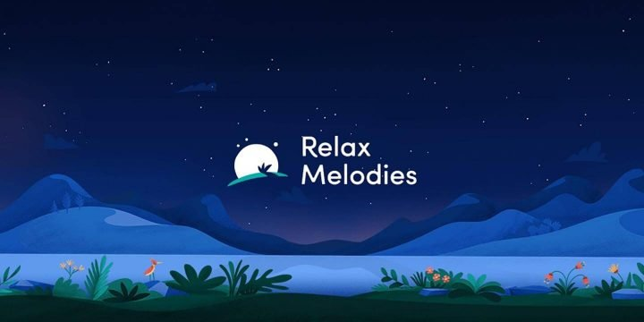 Relax Melodies MOD APK cover