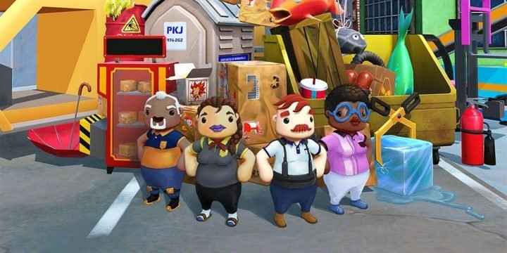 Totally Reliable Delivery Service MOD APK cover